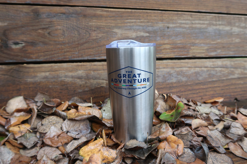 The Great Adventure Travel Mug