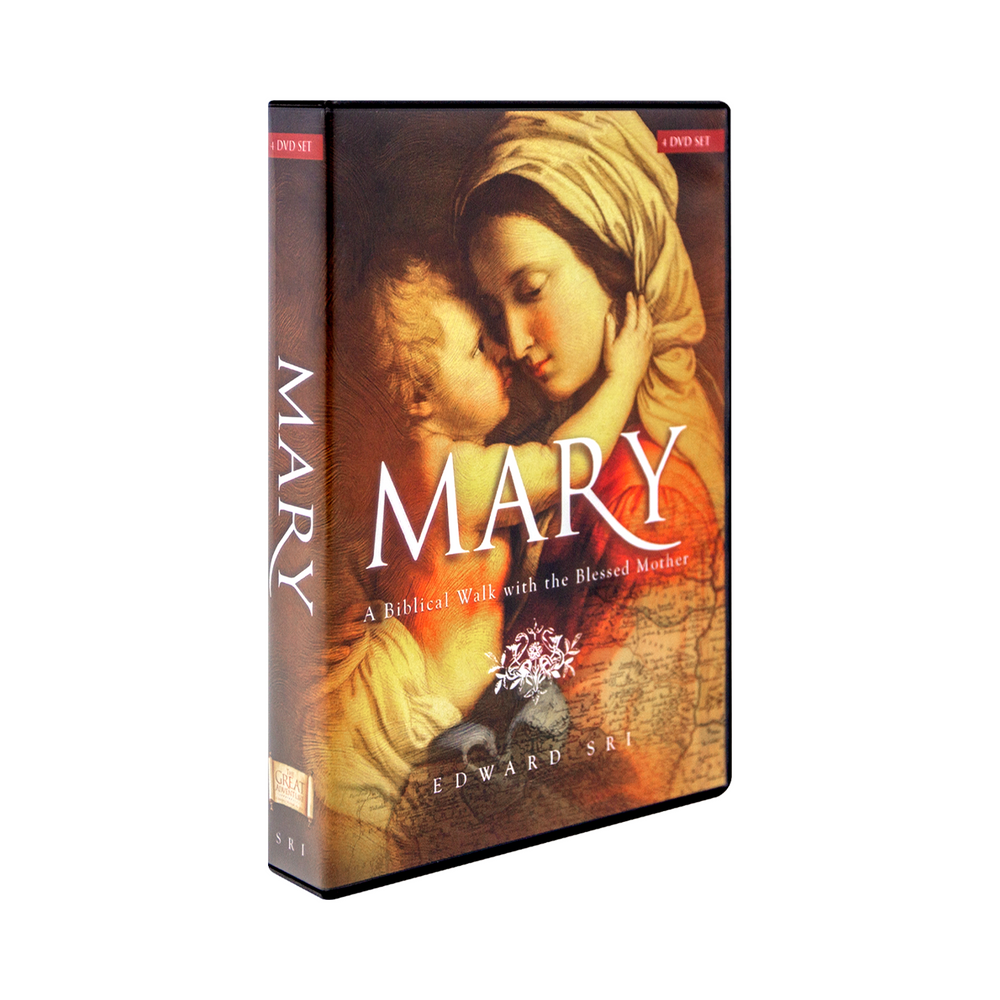Mary: A Biblical Walk with the Blessed Mother DVD Set