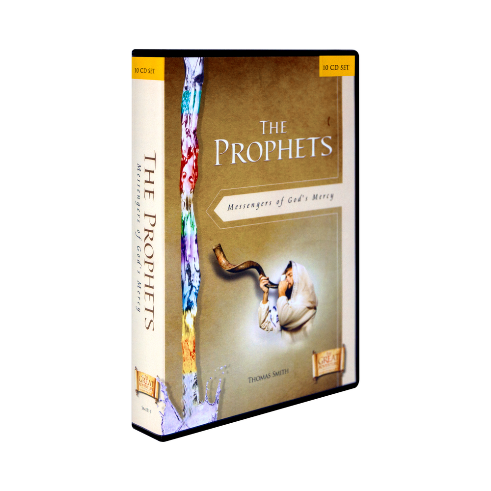 The Prophets: Messengers of God's Mercy CD Set