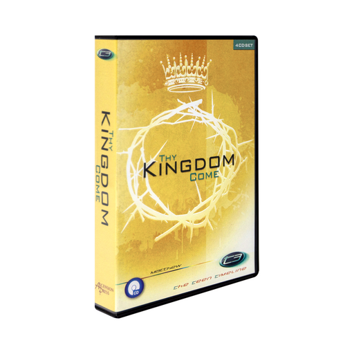T3 Matthew: Thy Kingdom Come, CD Set