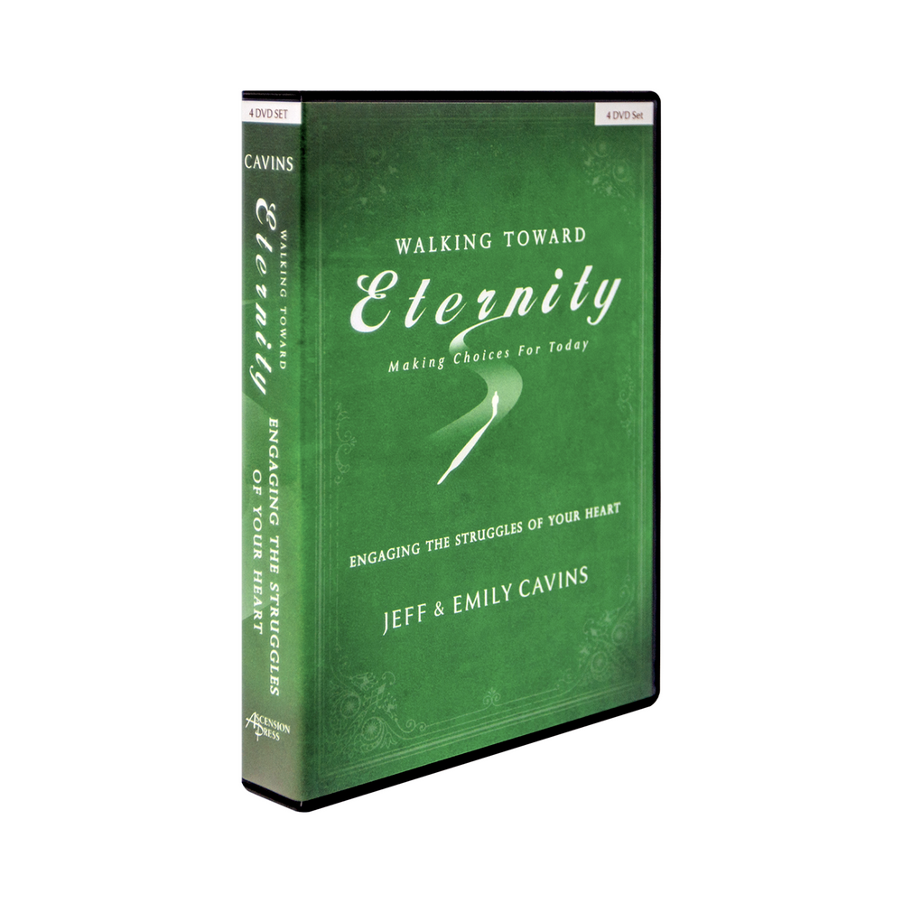 Walking Toward Eternity: Engaging the Struggles of Your Heart, DVD Set