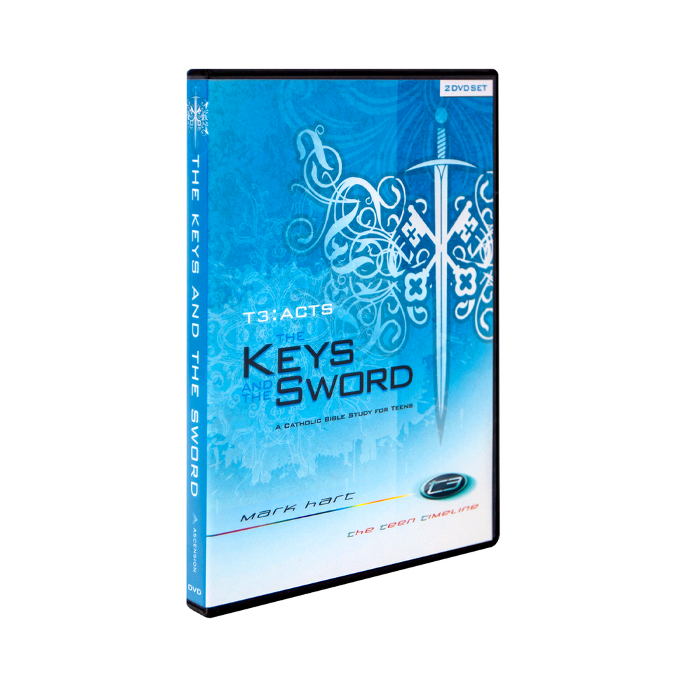 T3 Acts: The Keys and the Sword, DVD Set