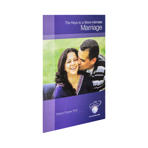 The Keys to a More Intimate Marriage Pamphlet