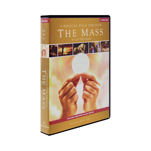 A Biblical Walk through the Mass, DVD Set