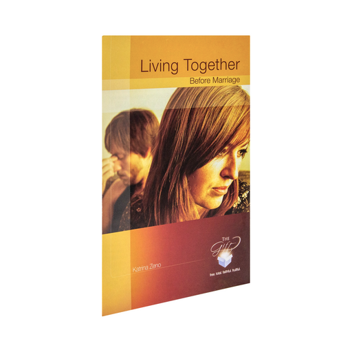 Living Together Before Marriage Pamphlet