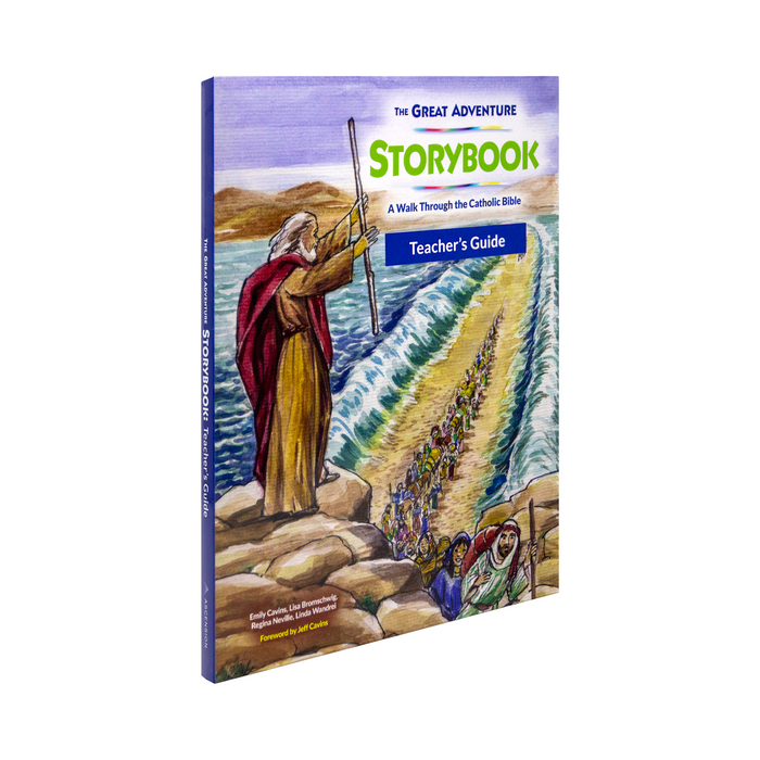 The Great Adventure Storybook Teacher's Guide