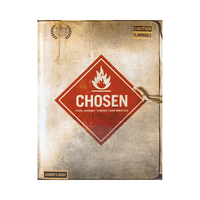Chosen: Your Journey Toward Confirmation Leader's Guide (Includes Online Course Access)