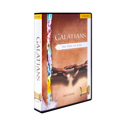 Galatians: Set Free to Live, CD Set