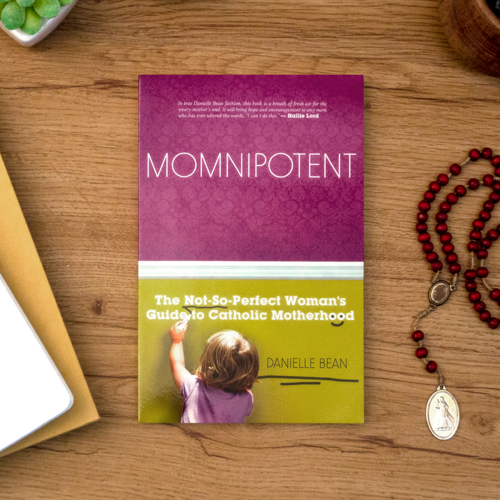 Momnipotent: The Not-So-Perfect Woman's Guide to Catholic Motherhood
