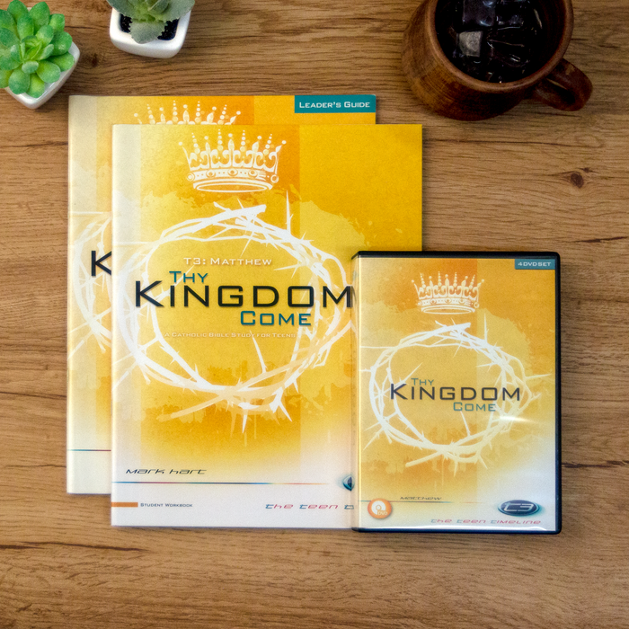 T3 Matthew: Thy Kingdom Come, Starter Pack (Includes Online Course Access)