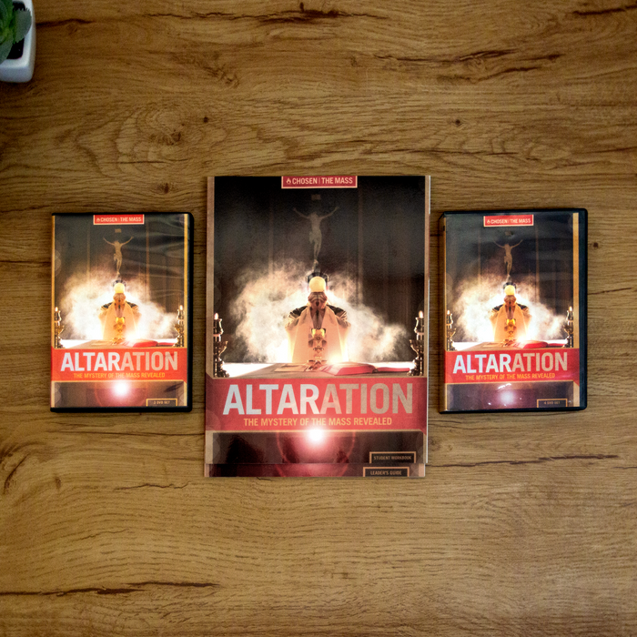 Altaration: The Mystery of the Mass Revealed Starter Pack (Includes Online Course Access)