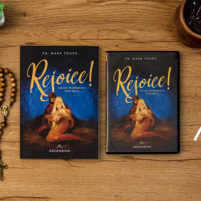 Rejoice! Advent Meditations with Mary, Starter Pack