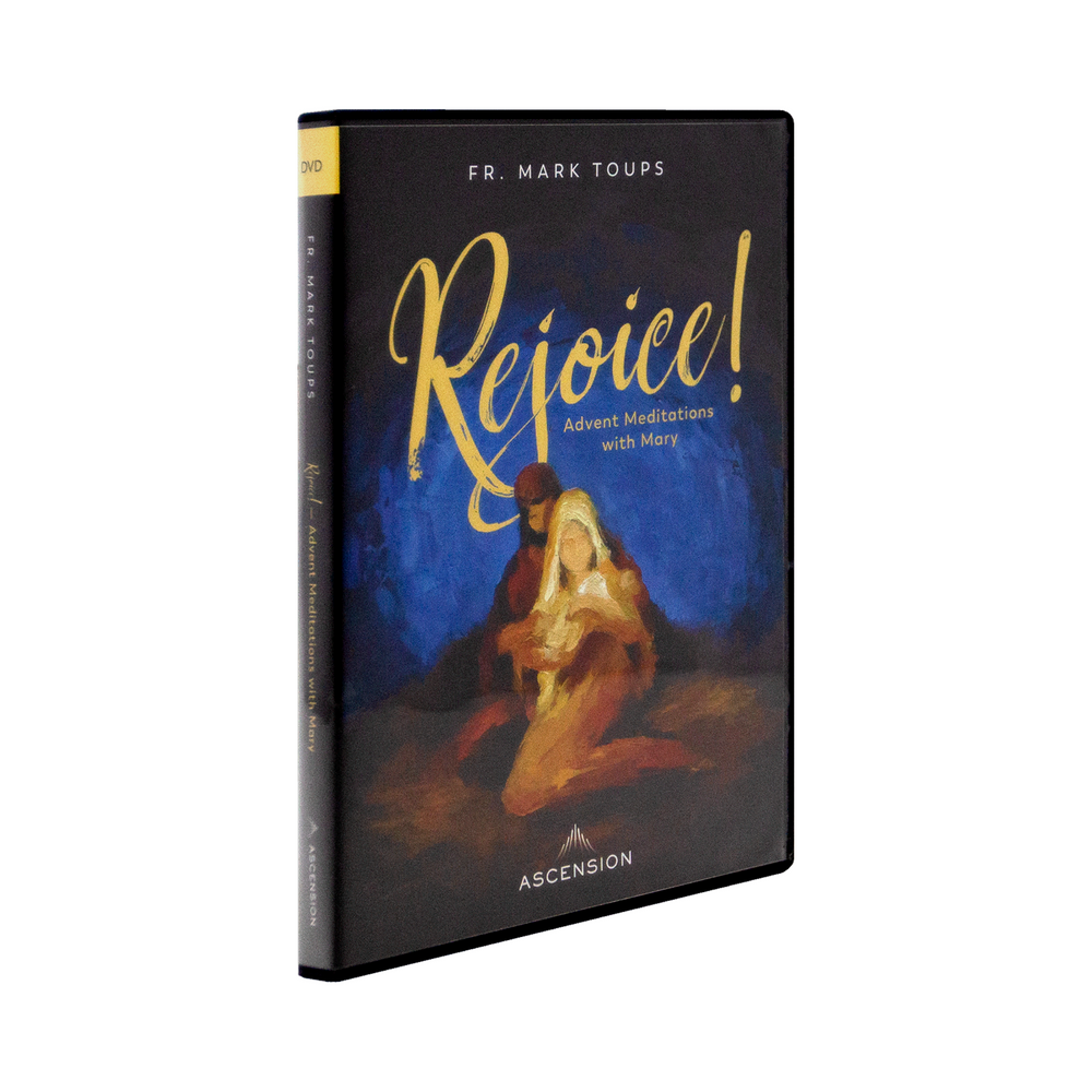 Rejoice! Advent Meditations with Mary, DVD