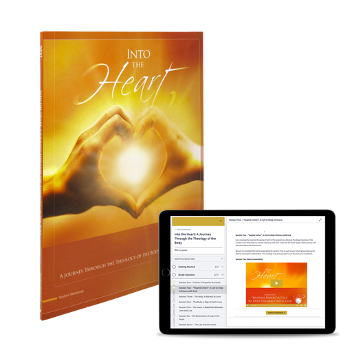 Into the Heart: A Journey Through the Theology of the Body Study Set