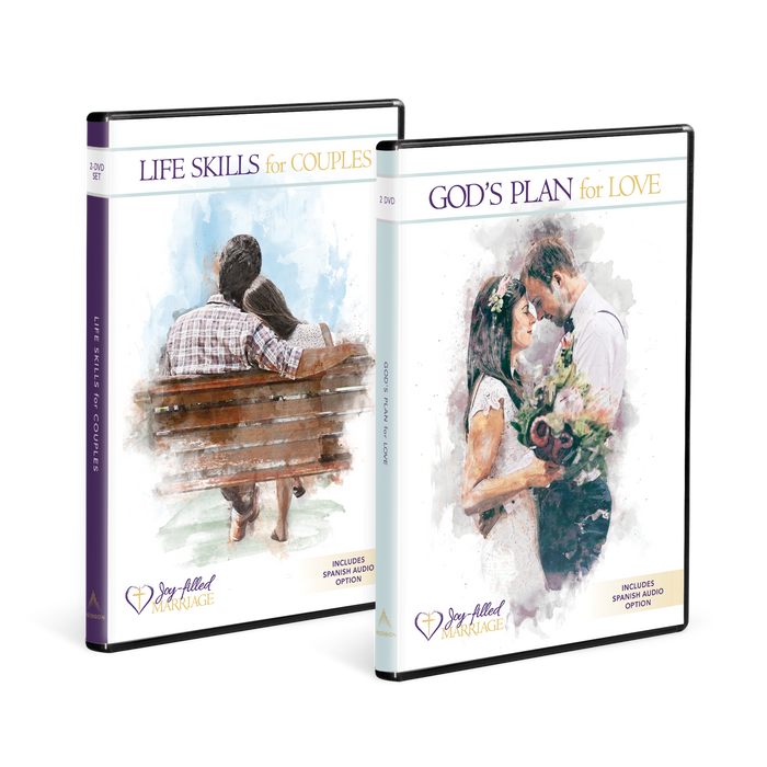 Joy-Filled Marriage, DVD Set