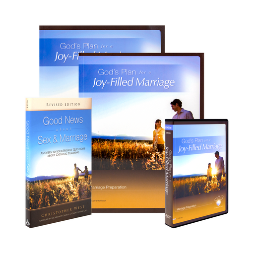 God's Plan for a Joy-Filled Marriage Starter Kit