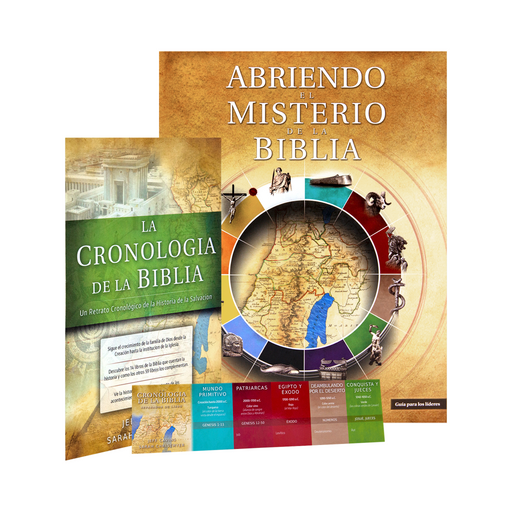 Unlocking the Mystery of the Bible, Leader's Guide (Spanish)