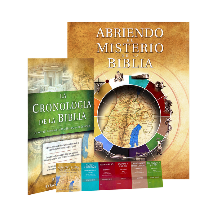 Unlocking the Mystery of the Bible, Student Workbook (Spanish)