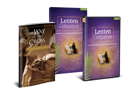 The Ascension Lenten Companion, Starter Pack
