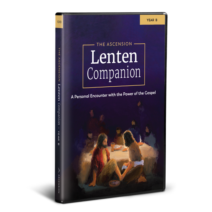 The Ascension Lenten Companion: Year B, DVD