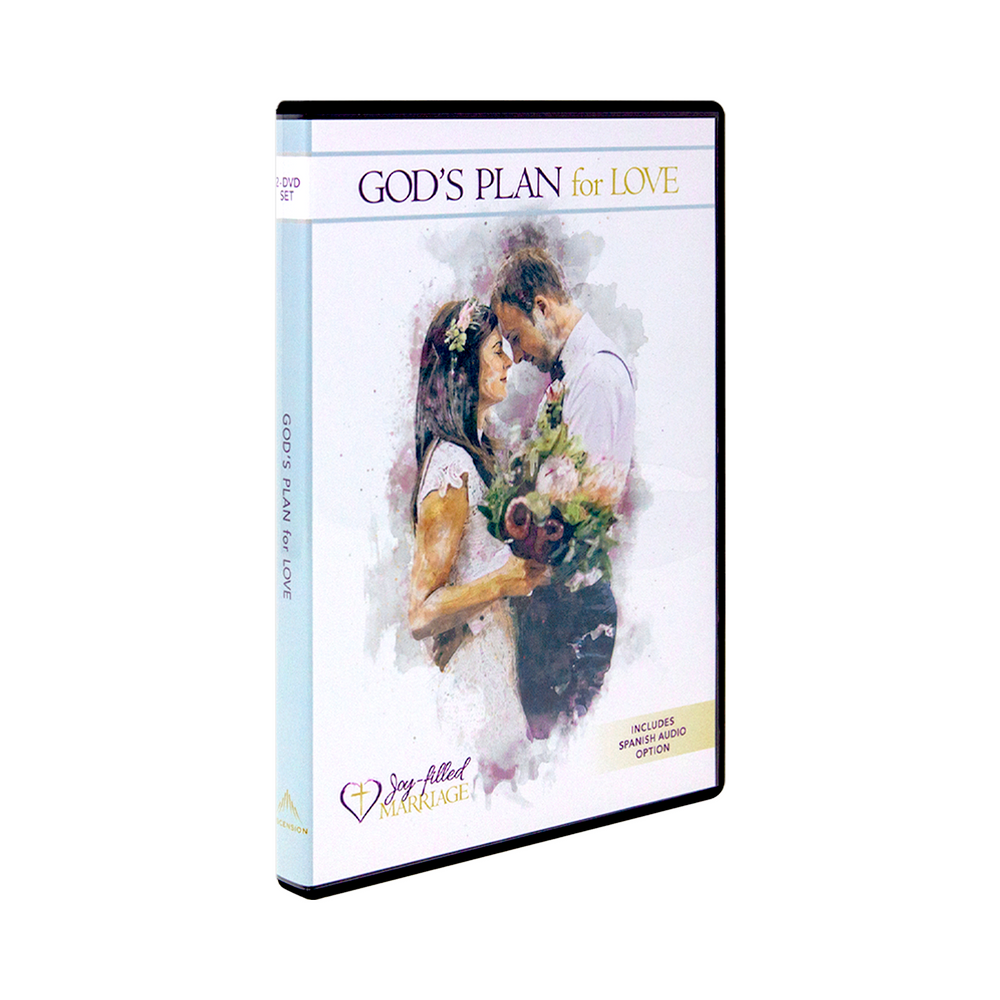 God's Plan for Love, DVD Set