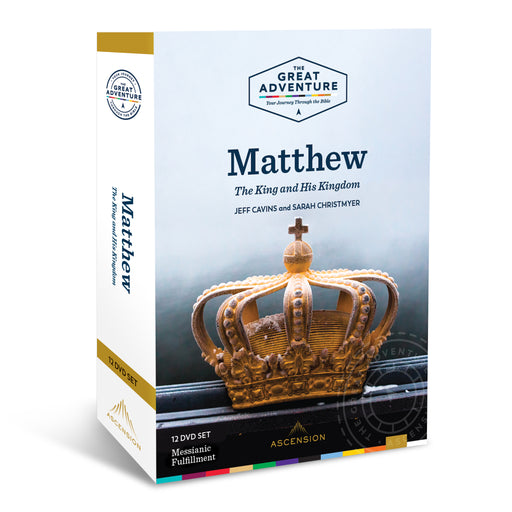 Matthew: The King and His Kingdom, DVD Set