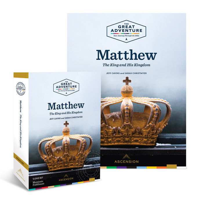 Matthew: The King and His Kingdom, Starter Pack