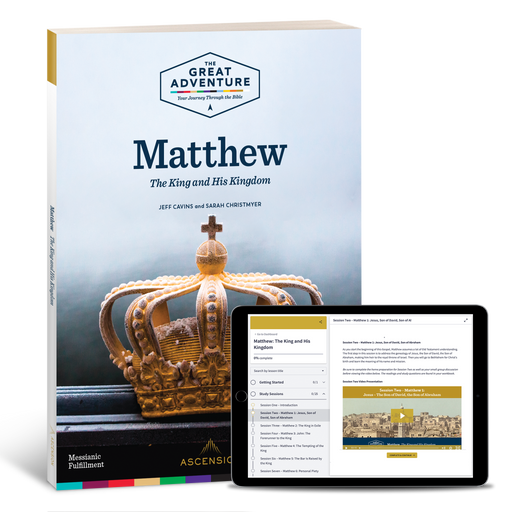 Matthew: The King and His Kingdom, Study Set