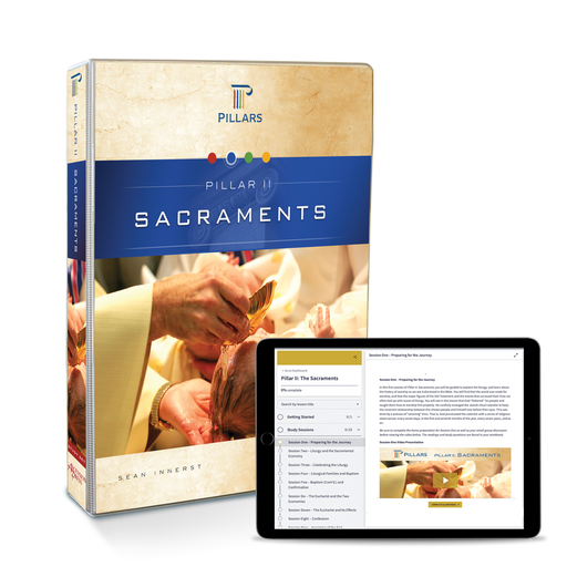 Pillar II: Sacraments, Study Set