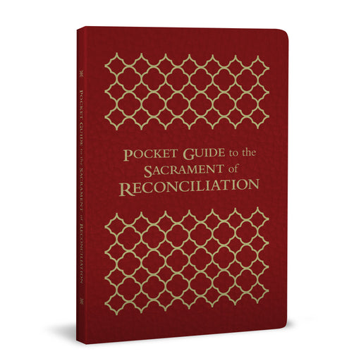 Pocket Guide to the Sacrament of Reconciliation cover
