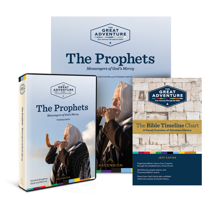 The Prophets: Messengers of God's Mercy Starter Pack