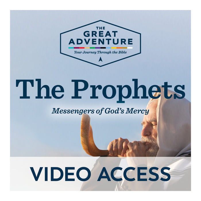 Prophets: Messengers of God's Mercy [Online Video Access]