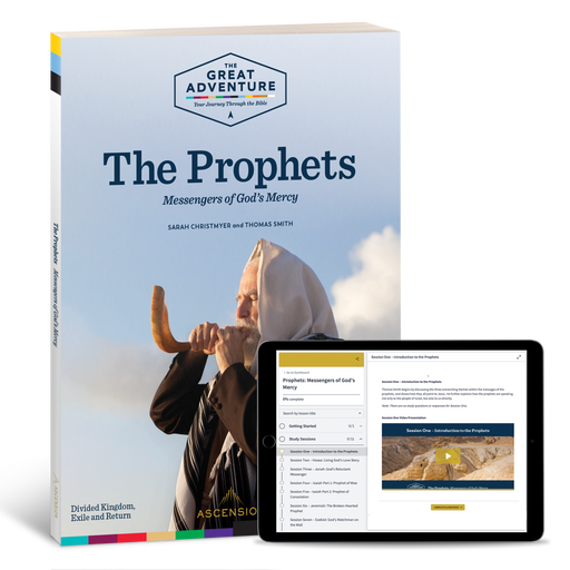 The Prophets: Messengers of God's Mercy, Study Set