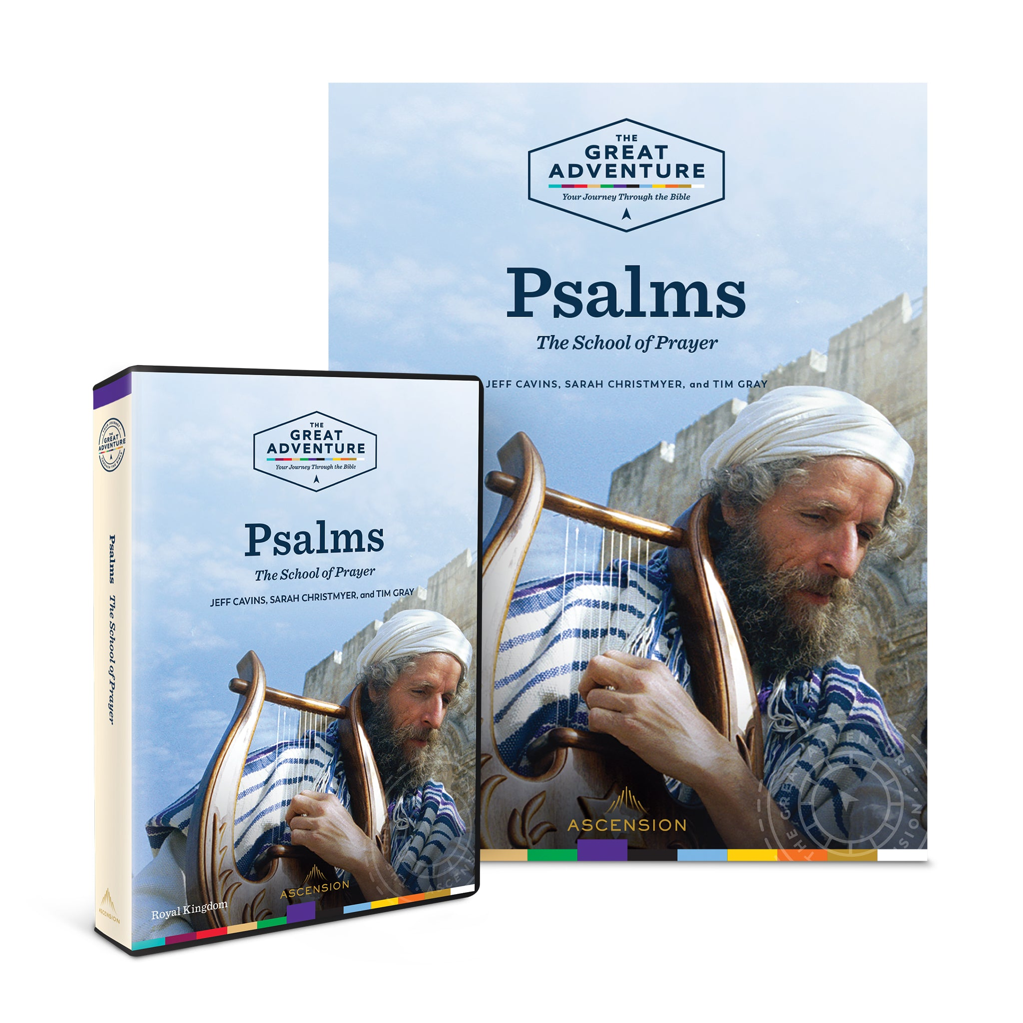 Psalms set 3d