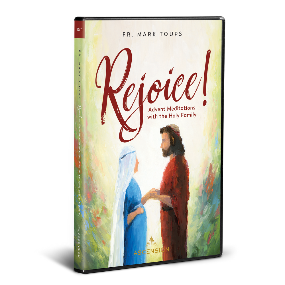 Rejoice! Advent Meditations with the Holy Family, DVD