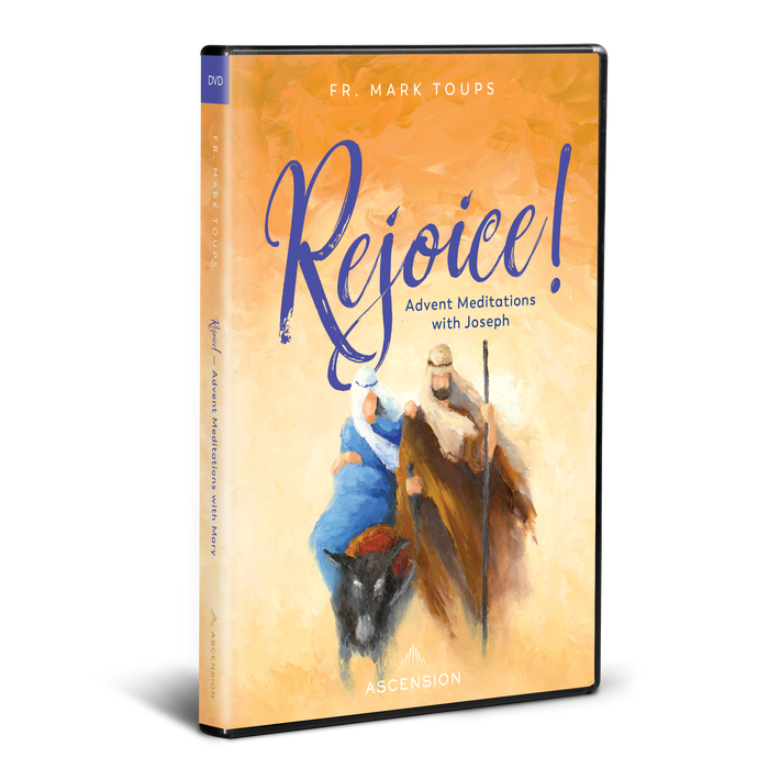 Rejoice! Advent Meditations with Joseph, DVD