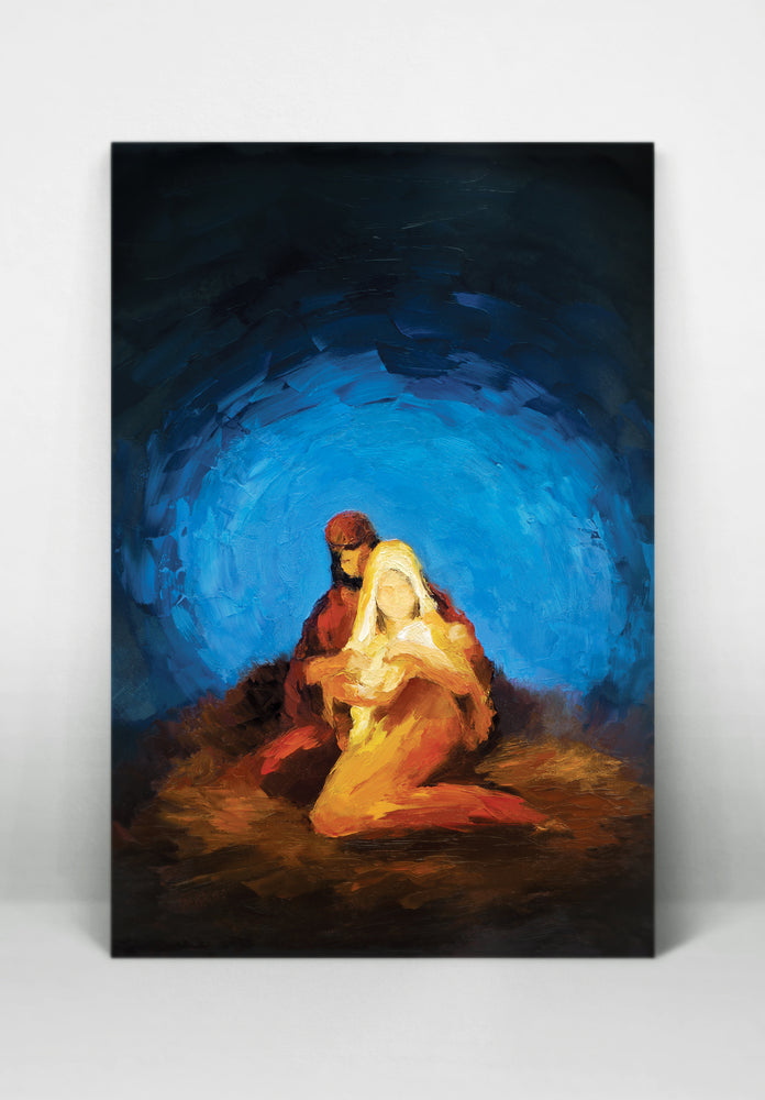 Rejoice! Art Prints: The Nativity