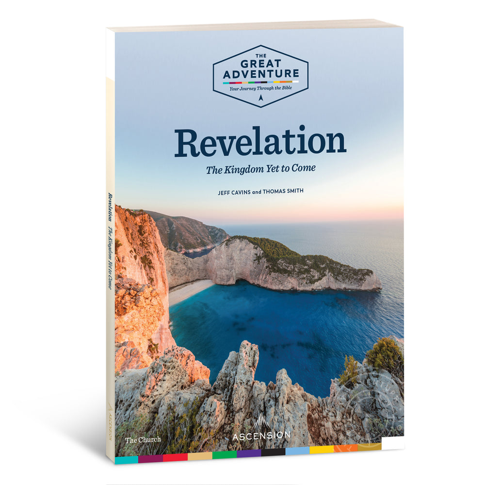 Revelation: The Kingdom Yet to Come, Workbook