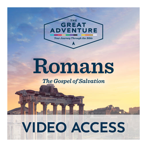 Romans: The Gospel of Salvation [Online Video Access]