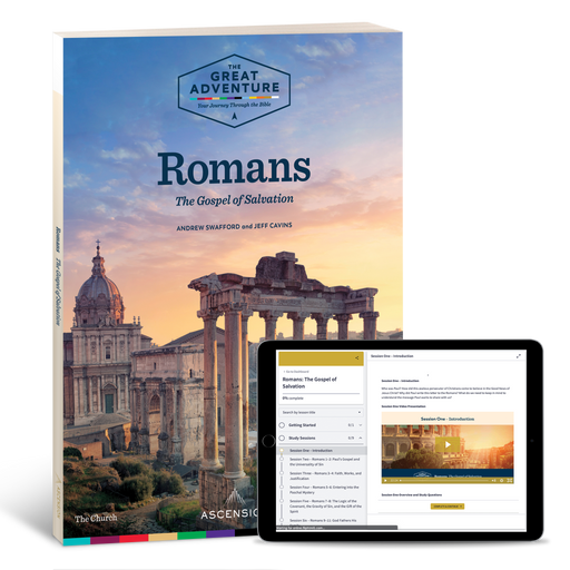 Romans: The Gospel of Salvation, Study Set