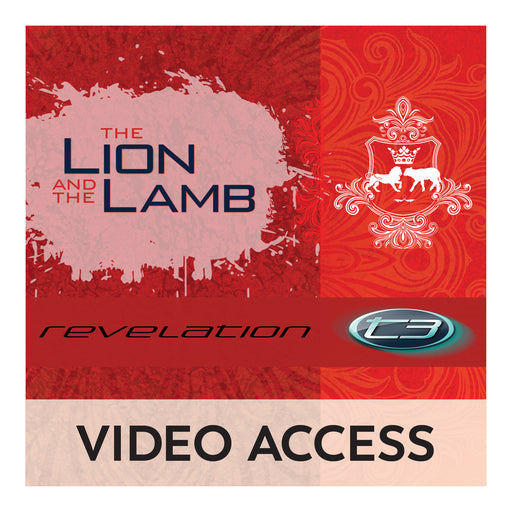 T3 Revelation: The Lion and the Lamb [Online Video Access]