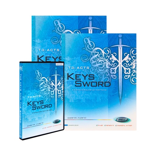 T3 Acts: The Keys and the Sword, Starter Pack (Includes Online Course Access)