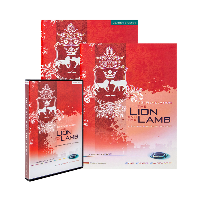 T3 Revelation: The Lion and the Lamb, Starter Pack (Includes Online Course Access)