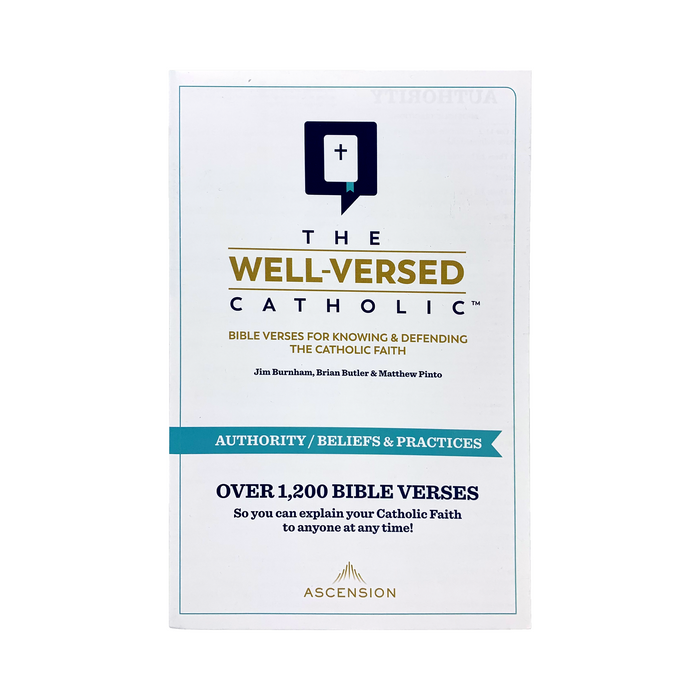 The Well-Versed Catholic