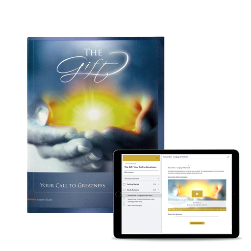 The Gift: Your Call to Greatness, Leader's Set