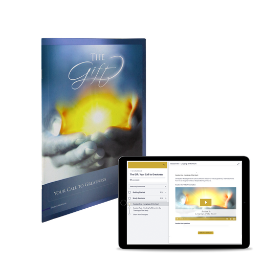 The Gift: Your Call to Greatness Study Set