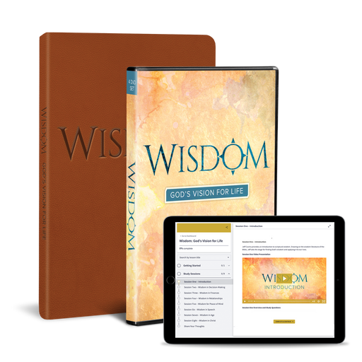 Wisdom: God's Vision for Life, Starter Pack