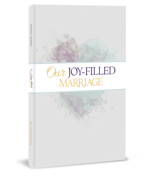 Joy-Filled Marriage, Couple's Journal