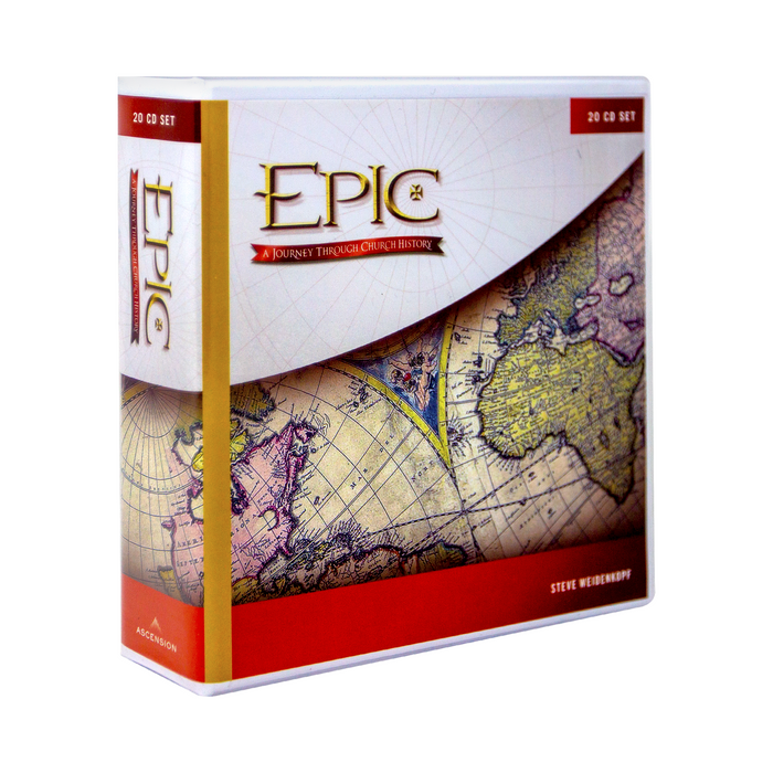 Epic: A Journey Through Church History, CD Set