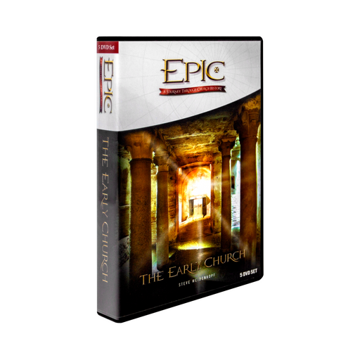 Epic: The Early Church, DVD Set